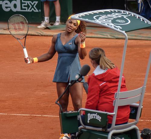 Serena Williams   by y.caradec