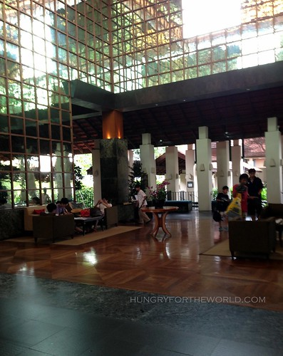 The Sentosa Resort and Spa lobby | by hungryfortheworld