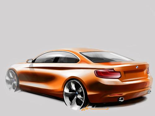 2014 BMW 2 Series (218)  - SMADEMEDIA MaediaGalleria Photo