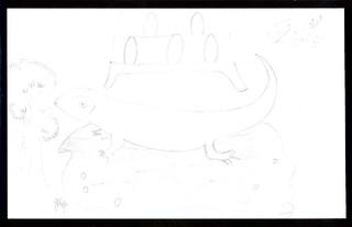 Bayat - Drawing 51-60-11