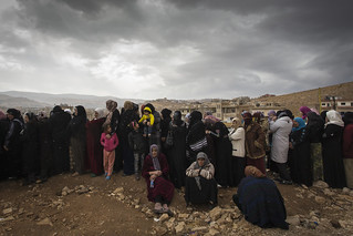 UNHCR News Story: Thousands brave freezing conditions to escape fighting in Syria and reach Lebanon | by UNHCR