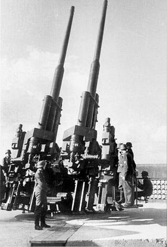 12.8 cm 'Flak 40'