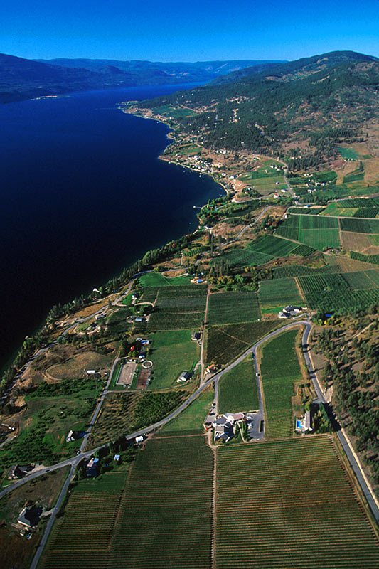 Okanagan Valley, British Columbia, Canada