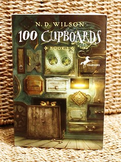 100 Cupboards | AUTHOR: N.D. Wilson LOCATION: FIC WIL ...