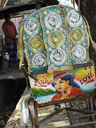 Motor Rickshaw from Rear - Srimangal - Sylhet Division - Bangladesh | by Adam Jones, Ph.D. - Global Photo Archive