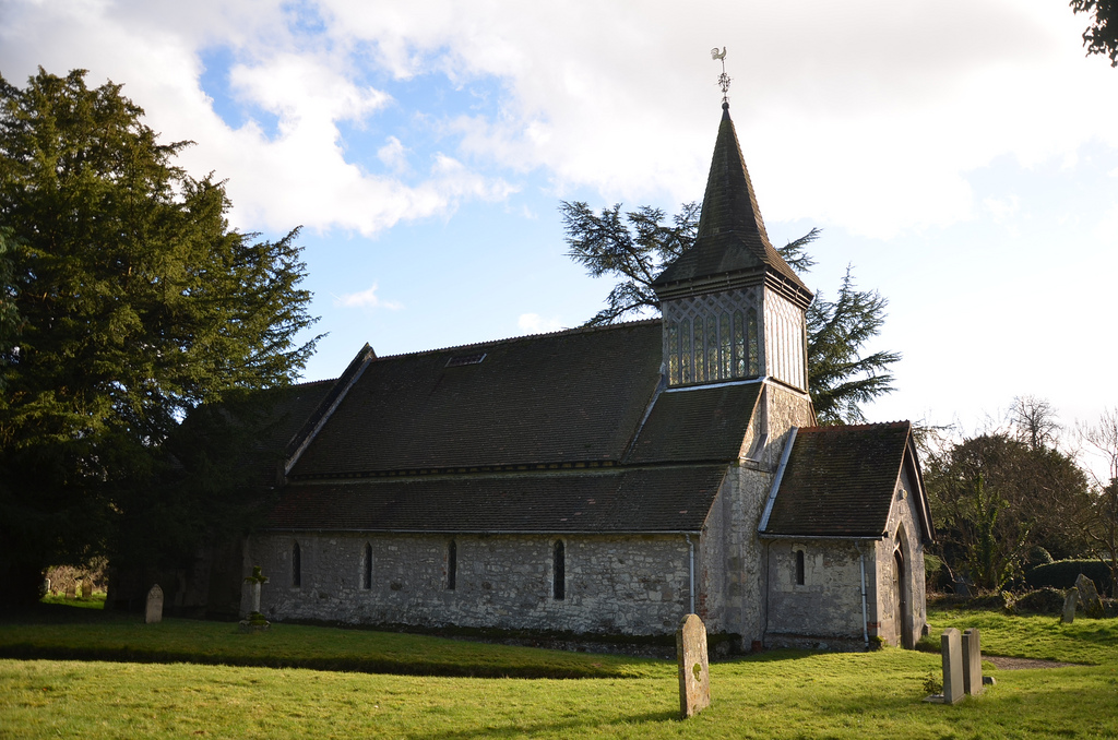 Church of the Holy Rood, Empshott, Hampshire