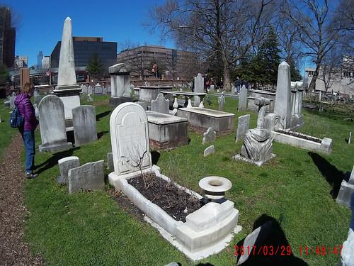 Christ Church Burial Ground -Joe 1 | by KathyCat102