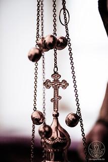 Литургия в Спасском соборе 375