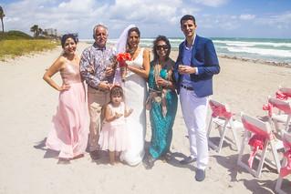 256256 | by Ideal I Do's Wedding Photos Florida Beach Weddings