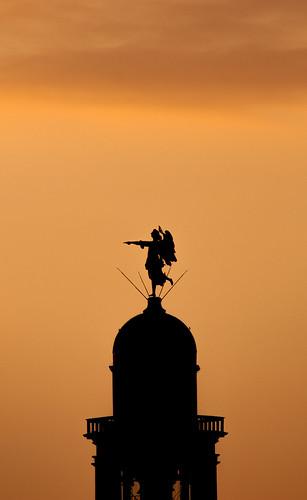 friuli fvg italy udine city sunset architecture dusk