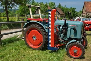 1956 Eicher ED 110 II