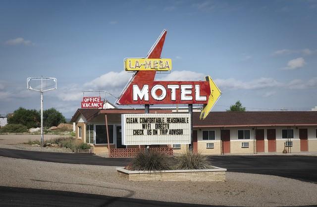 Route 66, Santa Rosa, New Mexico