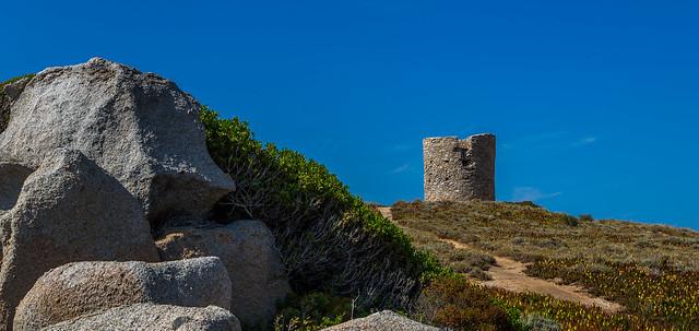 Corse / Corsica / Korsika: Torra di Spanu