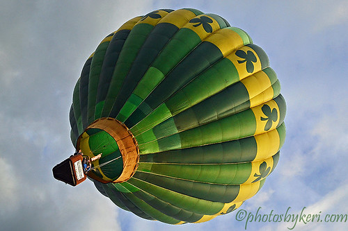 above new sky hot up clouds sunrise reflections air rally balloon nh hampshire pittsfield