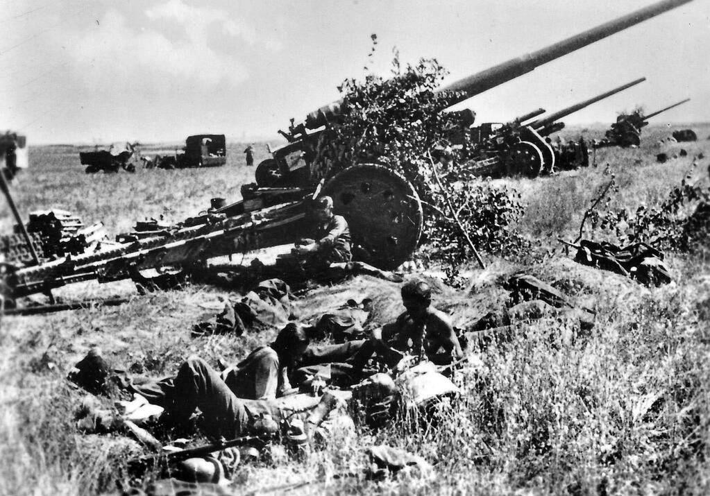 10 cm schwere Kanone 18
