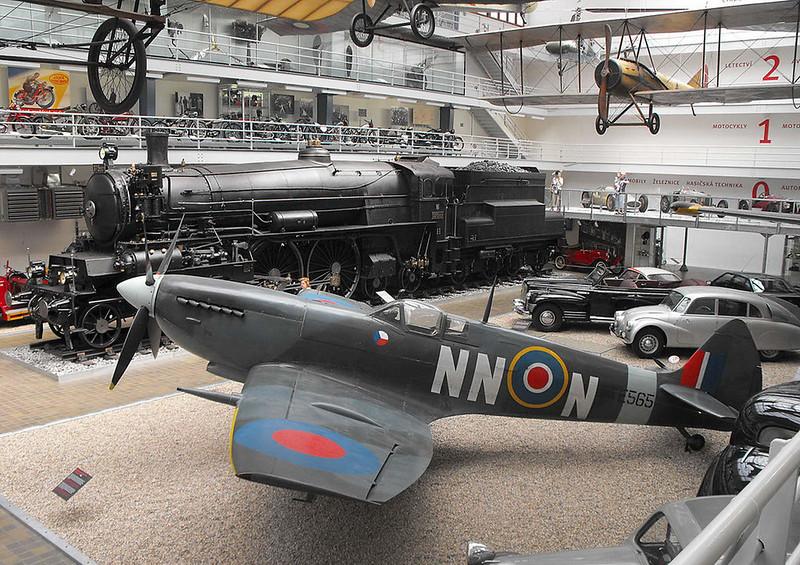 Spitfire LF Mk.IXE (1)