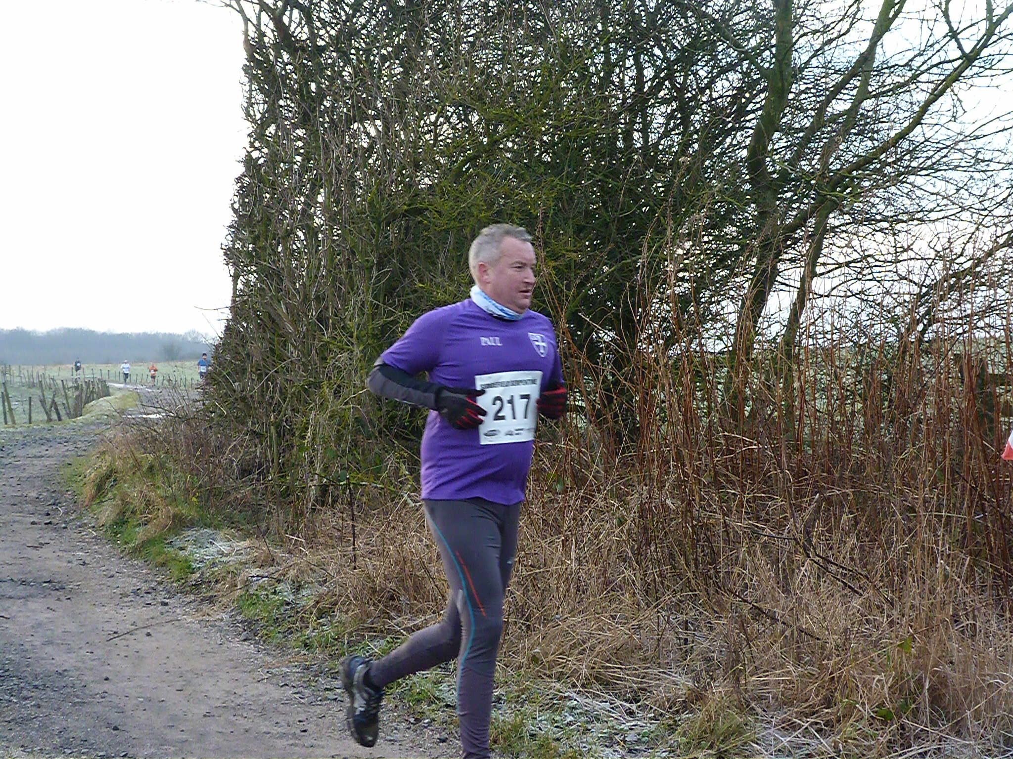 Gerry Kearsley Memorial Handicap January 2014