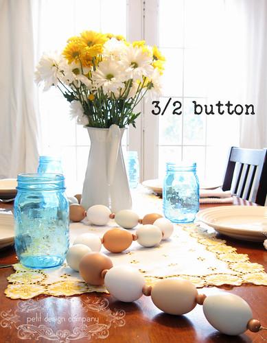 3-2 Button | by Petit Design Co.