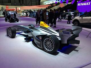 Renault 2014 Formula E