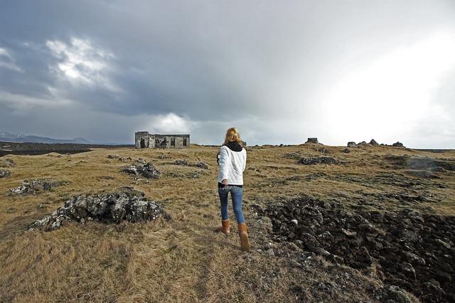 Grindavik Ruins