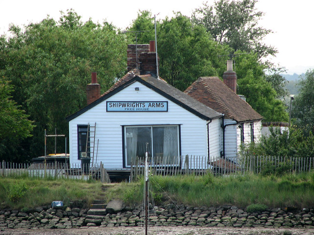 The Shipwrights Arms, Hollowshore