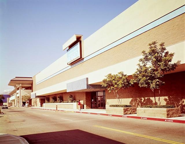 Montgomery Ward Del Amo Fashion Center 1974