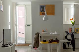 Sonnige airbnb-Wohnung / Sunny airbnb in Lisboa   by wuestenigel