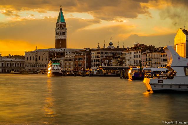 Shining Venice