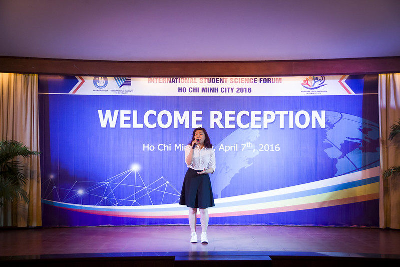 ISSF 2016 - Welcome Reception