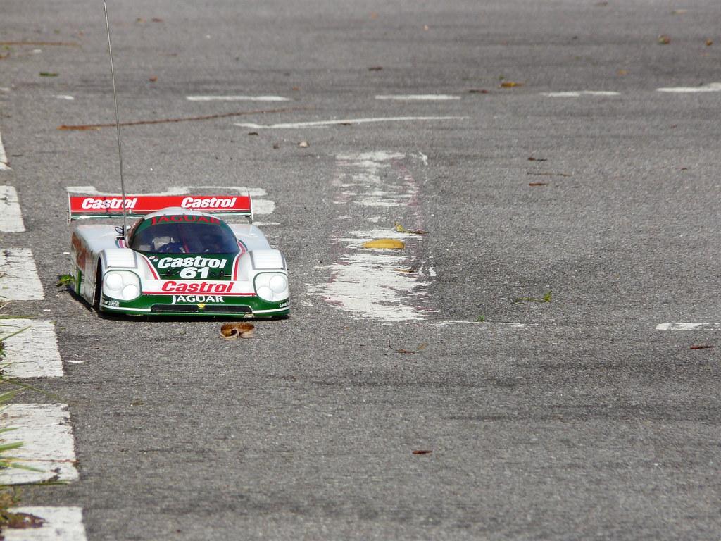 Tamiya Jaguar XJR-12 | 58092 Jaguar XJR-12 / Tamiya RC ...
