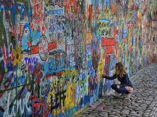 John Lennon Wall | by Mike Ashton