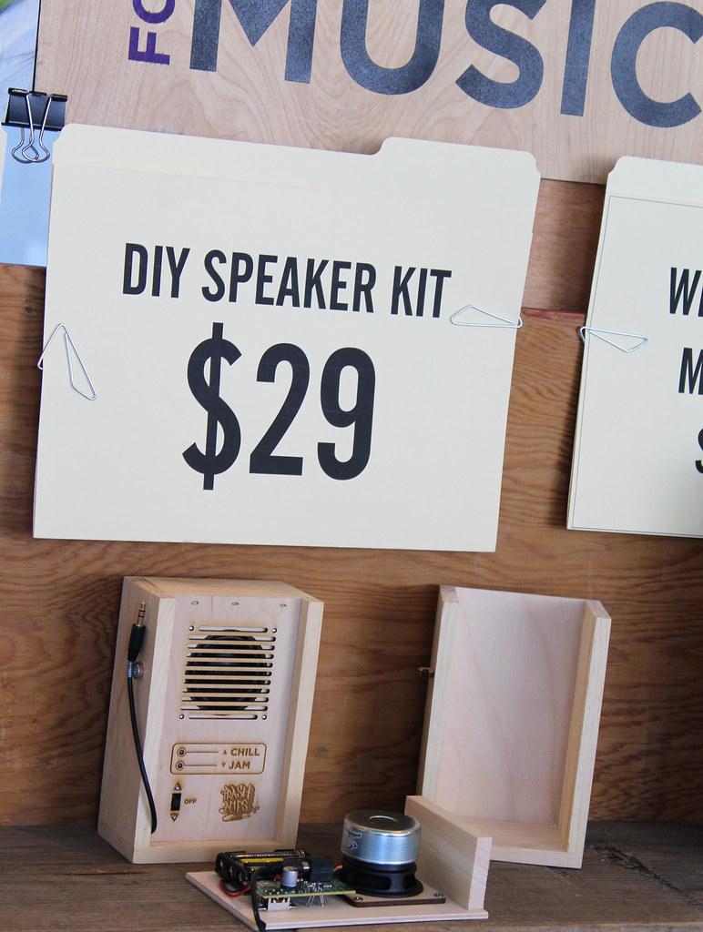 DIY Speakers | Trash Amps DIY kit trashamps com Photo taken … | Flickr