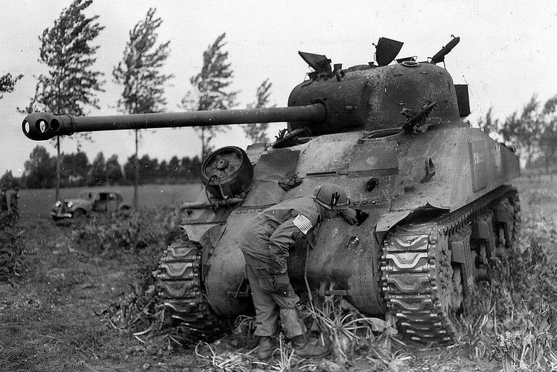 Sherman VB Firefly