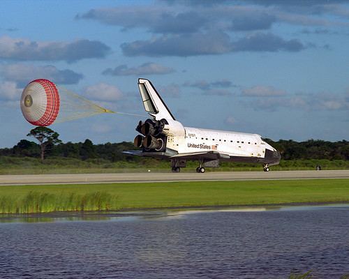 STS-86 Landing | by NASA on The Commons