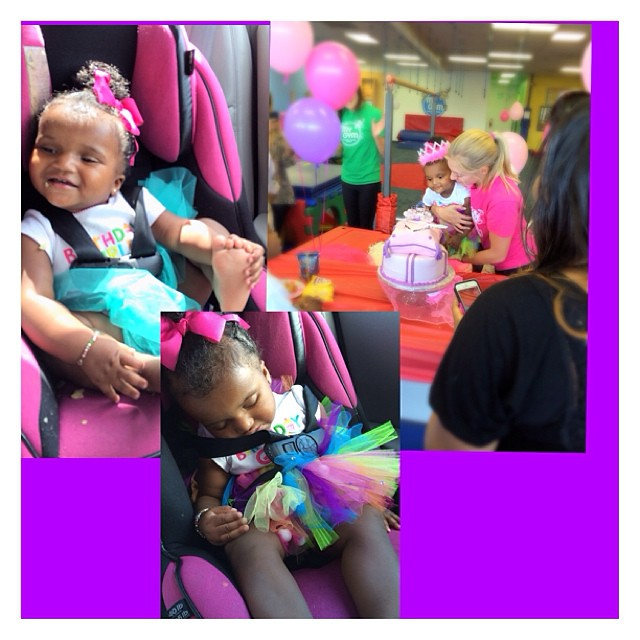 Happy First Birthday Allie Hope It Was A Gr8 1. Mommy And