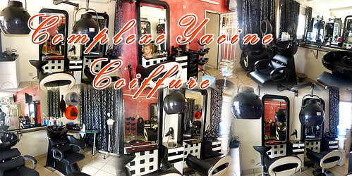 yacine coiffure | by siwal.concept