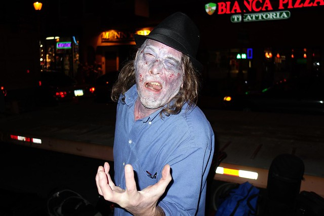 Zombie in a Hat(3366)