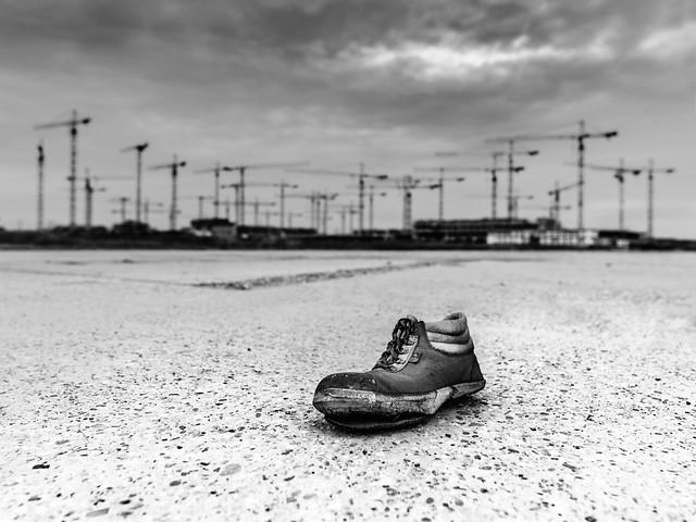 Worn out Shoe, Seestadt Vienna