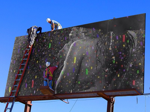 RAINBOW by Emo Raphiel Astoria - L.A. United States 2014 (c)