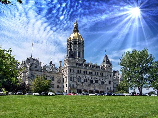 Connecticut State Capitol ~ Hartford ~ Connecticut