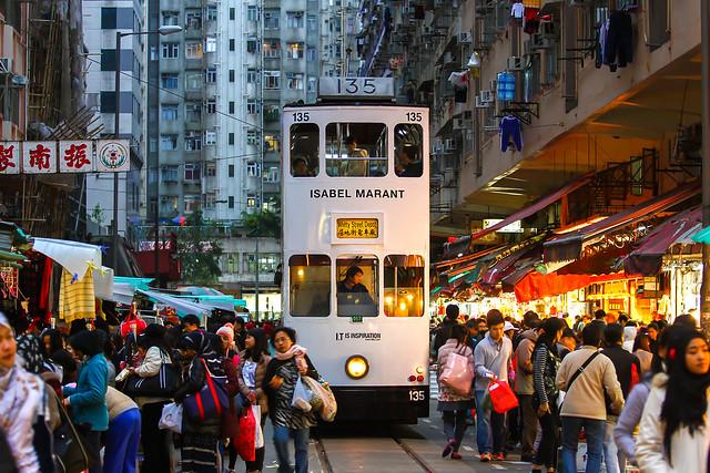 Hong Kong Tramways | 135