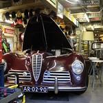 Alfa Romeo 6C 2500 Freccia d'Oro 1948 (AR-02-90)