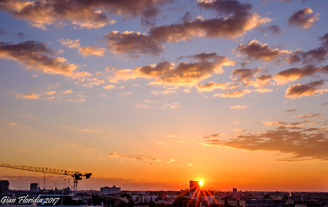Milano: The house of rising sun