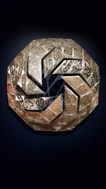 mirrored octagon