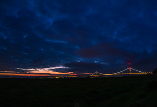 The Thunder of the Severn Bridge