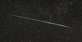 Perseid at 00:40 BST on Aug 13th 2013 | by Steve_P_Knight