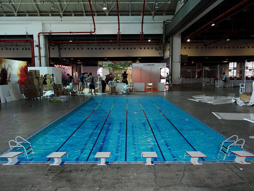 swiming pool in EXPO 2013_18 | by 3D floor sticker - YeJun