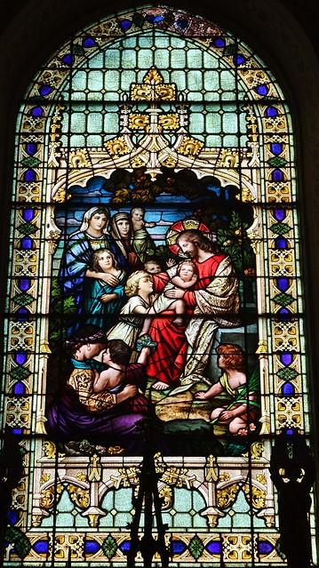 St. Martin Catholic Church, Starkenburg, MO