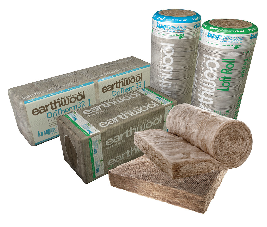 Knauf-Insulation-Mineral-Wool-Products | Flickr - Photo Sharing!