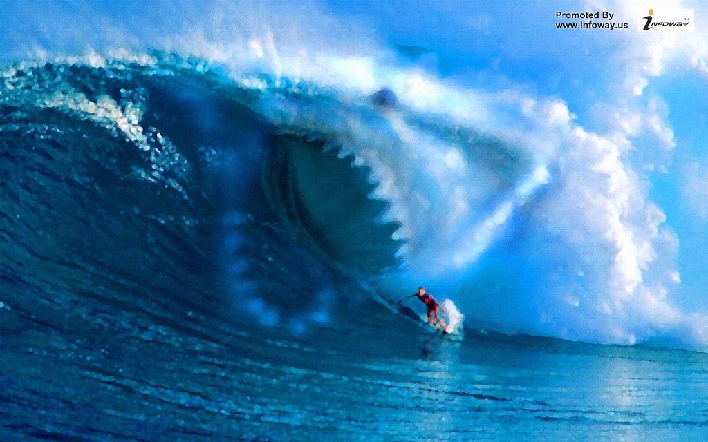 Wave Teeth Scary Shark Surfing Sea Wallpaper Wave Teeth Sc